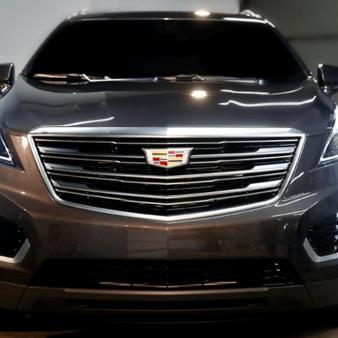 2017 Cadillac XT5 1