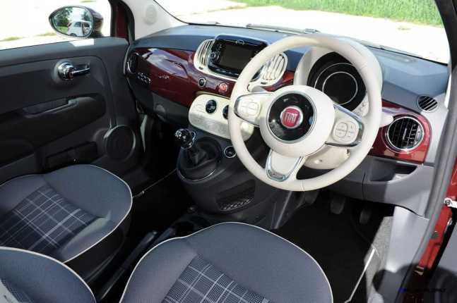 2017 FIAT 500 65