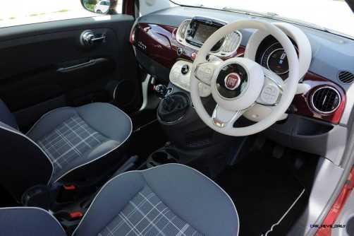 2017 FIAT 500 71
