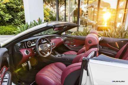 Mercedes-Benz S-Class Cabriolet (A 217) 2015