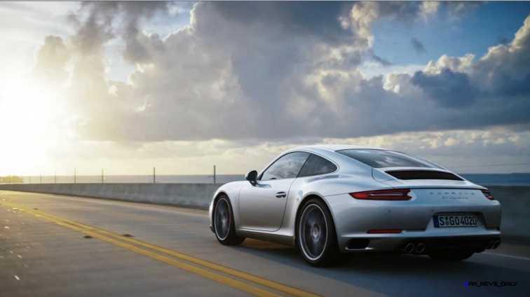 2017 Porsche 911 Carrera S Video Stills 11