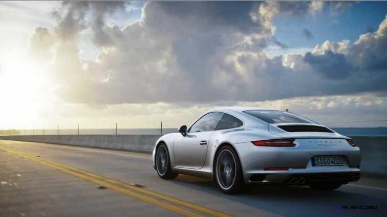 2017 Porsche 911 Carrera S Video Stills 12