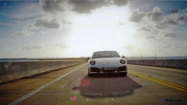 2017 Porsche 911 Carrera S Video Stills 14