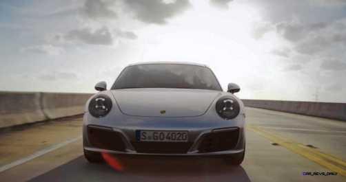 2017 Porsche 911 Carrera S Video Stills 15