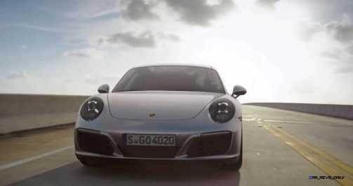 2017 Porsche 911 Carrera S Video Stills 16