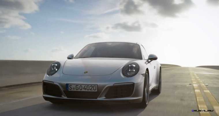 2017 Porsche 911 Carrera S Video Stills 18
