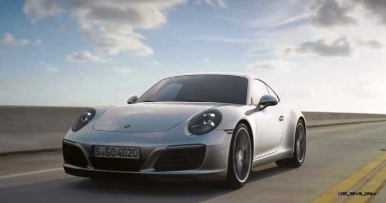 2017 Porsche 911 Carrera S Video Stills 20