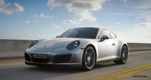 2017 Porsche 911 Carrera S Video Stills 23