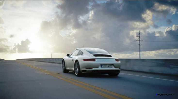 2017 Porsche 911 Carrera S Video Stills 26