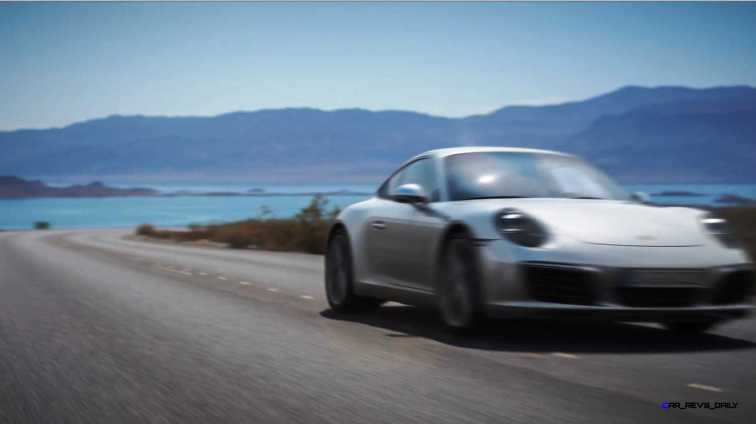 2017 Porsche 911 Carrera S Video Stills 31