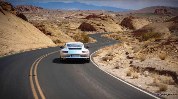 2017 Porsche 911 Carrera S Video Stills 32