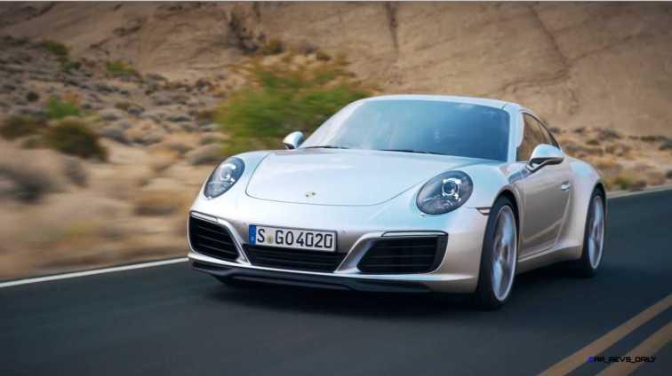 2017 Porsche 911 Carrera S Video Stills 34