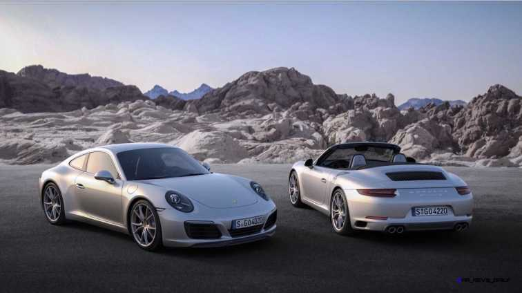 2017 Porsche 911 Carrera S Video Stills 43