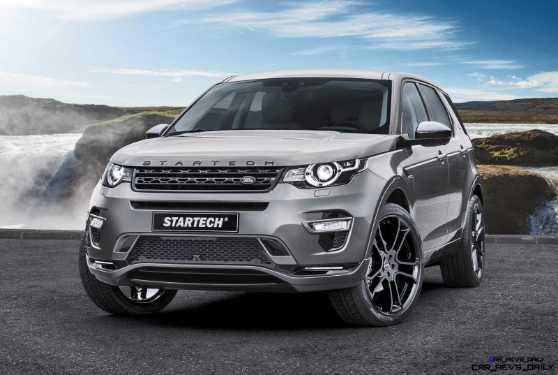 Brabus STARTECH Land Rover Discovery Sport 1