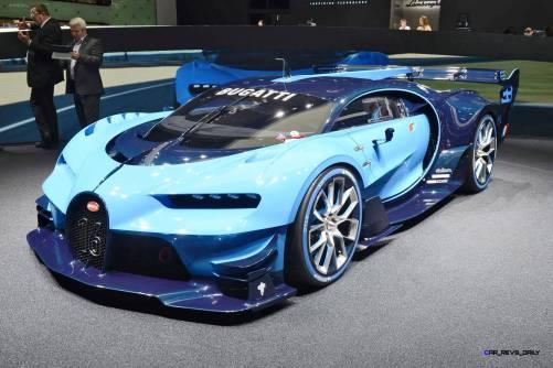Bugatti GT 2