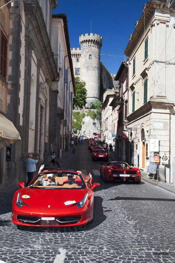 Ferrari International Cavalcade 2015 18