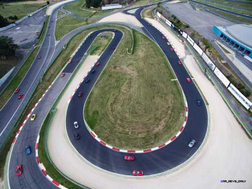 Ferrari International Cavalcade 2015 38