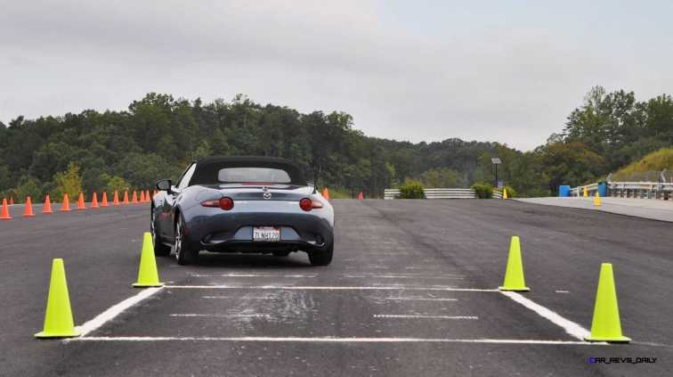 HD First Track Drive Review - 2016 Mazda MX-5 11