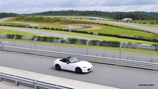 HD First Track Drive Review - 2016 Mazda MX-5 110