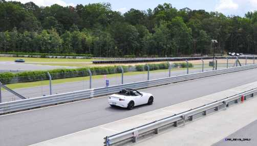 HD First Track Drive Review - 2016 Mazda MX-5 118