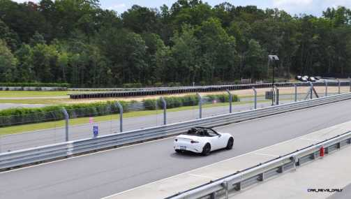 HD First Track Drive Review - 2016 Mazda MX-5 120