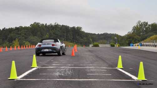 HD First Track Drive Review - 2016 Mazda MX-5 15