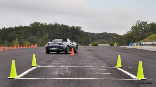 HD First Track Drive Review - 2016 Mazda MX-5 16