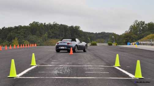 HD First Track Drive Review - 2016 Mazda MX-5 17