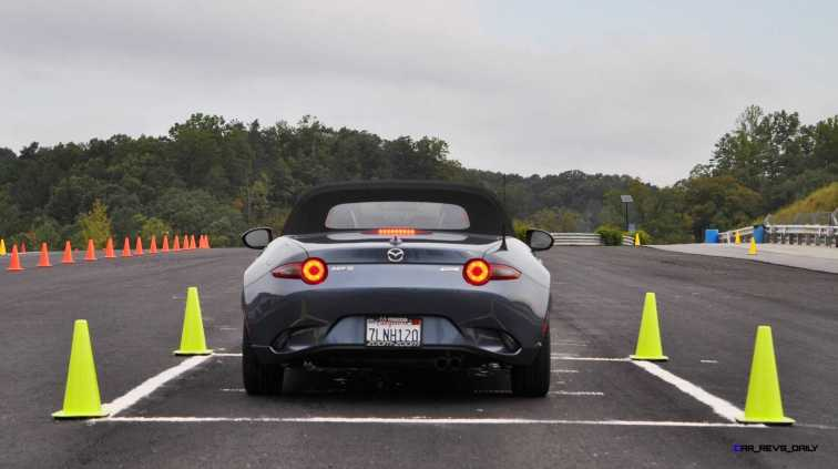 HD First Track Drive Review - 2016 Mazda MX-5 2