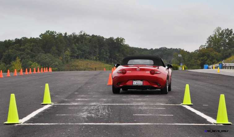 HD First Track Drive Review - 2016 Mazda MX-5 30
