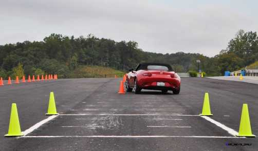 HD First Track Drive Review - 2016 Mazda MX-5 33