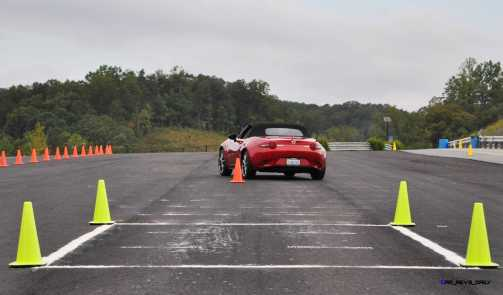 HD First Track Drive Review - 2016 Mazda MX-5 34