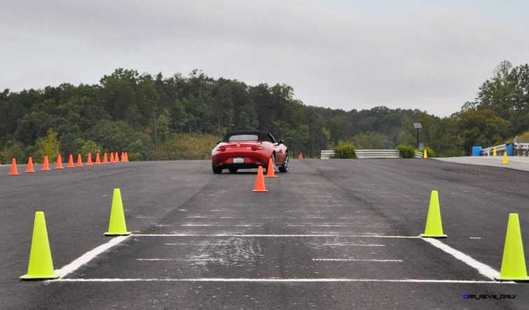 HD First Track Drive Review - 2016 Mazda MX-5 39