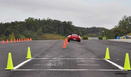 HD First Track Drive Review - 2016 Mazda MX-5 43