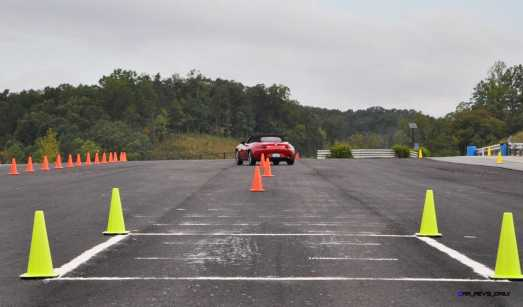HD First Track Drive Review - 2016 Mazda MX-5 45