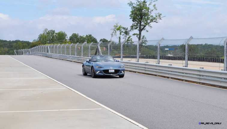 HD First Track Drive Review - 2016 Mazda MX-5 63
