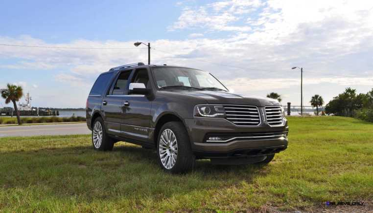 HD Road Test Review - 2015 Lincoln NAVIGATOR 4x4 Reserve 13