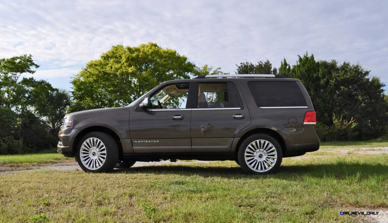 HD Road Test Review - 2015 Lincoln NAVIGATOR 4x4 Reserve 2