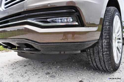 HD Road Test Review - 2015 Lincoln NAVIGATOR 4x4 Reserve 80