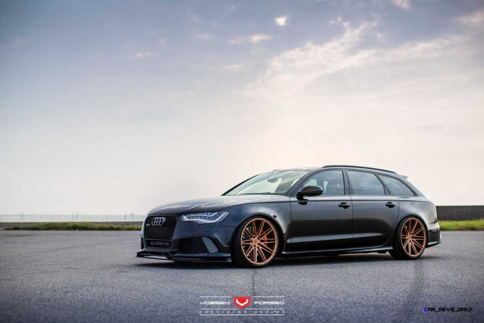 Hamana Audi C7 RS6 - Vossen Forged VPS-307 Wheels -_19736988414_o