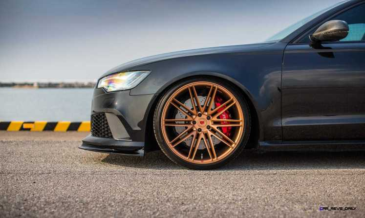 Hamana Audi C7 RS6 - Vossen Forged VPS-307 Wheels -_20171655658_o