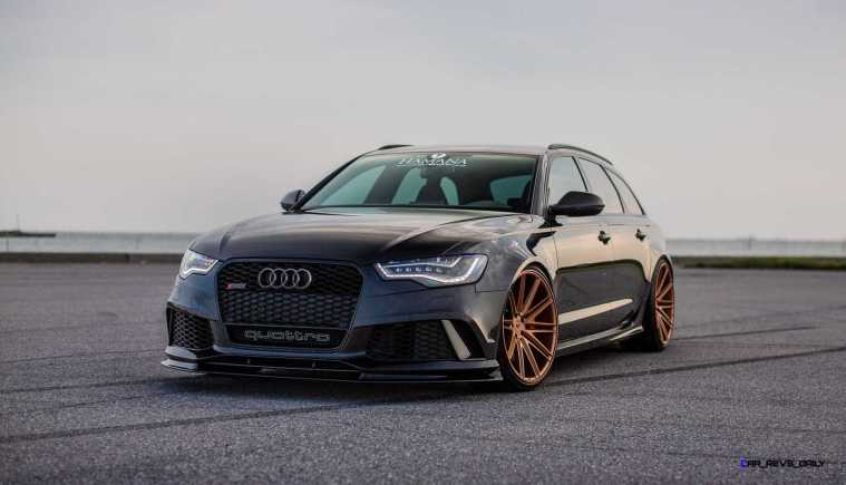 Hamana Audi C7 RS6 - Vossen Forged VPS-307 Wheels -_20333400816_o