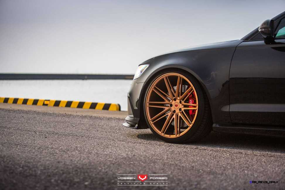 Hamana Audi C7 RS6 - Vossen Forged VPS-307 Wheels -_20359663865_o