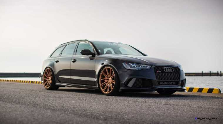 Hamana Audi C7 RS6 - Vossen Forged VPS-307 Wheels -_20365770951_o