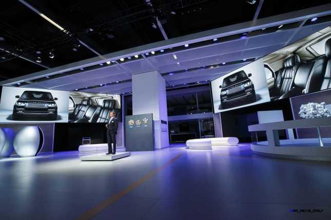 Jaguar Land Rover 2015 Frankfurt IAA Mega Gallery 100