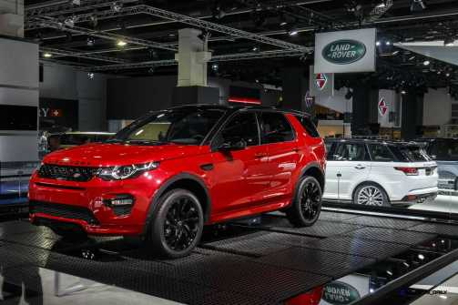 Jaguar Land Rover 2015 Frankfurt IAA Mega Gallery 105