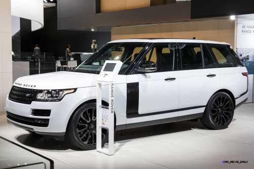 Jaguar Land Rover 2015 Frankfurt IAA Mega Gallery 106