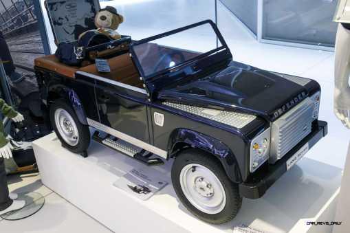 Jaguar Land Rover 2015 Frankfurt IAA Mega Gallery 112