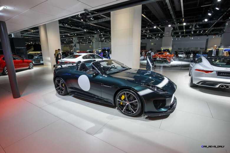 Jaguar Land Rover 2015 Frankfurt IAA Mega Gallery 13