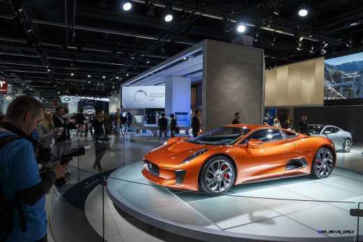 Jaguar Land Rover 2015 Frankfurt IAA Mega Gallery 25